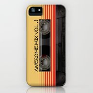 Awesome Mix Vol. 1 - Gua… iPhone (5, 5s) Slim Case
