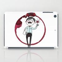 Ooh La La - The Wine Is … iPad Case