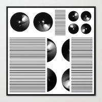 IO Canvas Print