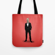I Am Not Famous Anymore Tote Bag