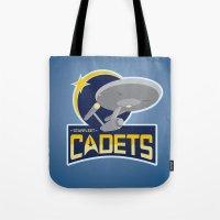 Starfleet Cadets Tote Bag