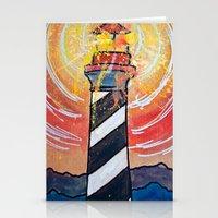 Lighthouse Funk 1 Stationery Cards