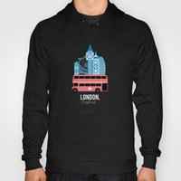 London, England Hoody