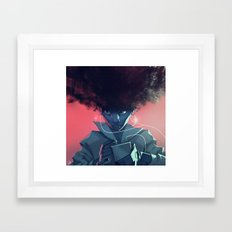 Yea Framed Art Print