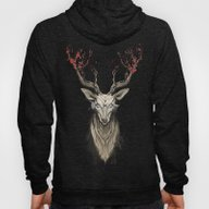 Deer Tree Hoody