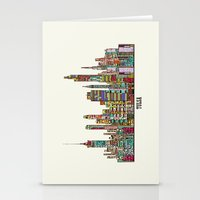 Tulsa Oklahoma Stationery Cards