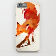 Vulpes Vulpes iPhone 6 Slim Case