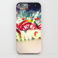 iPhone & iPod Case featuring Amor by Ricardo Ajcivinac