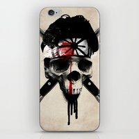 Death To LaRusso iPhone & iPod Skin