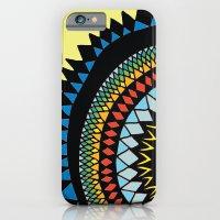Patterned Sun II iPhone 6 Slim Case