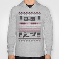 Old School Sweater Hoody