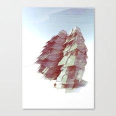 The Pine Cone Institute Canvas Print