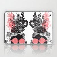 Pink POP Laptop & iPad Skin