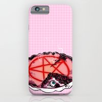 Mrs.Crowley's Old Fashioned Cherry Pie, Digital Version. iPhone 6 Slim Case