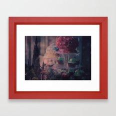 scottish film Framed Art Print