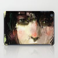 Poster Girl iPad Case