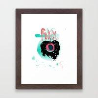 playlist jan Framed Art Print