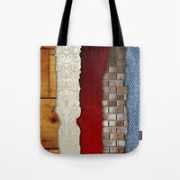 Texture Bundle Tote Bag