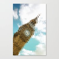 The Big one. Canvas Print
