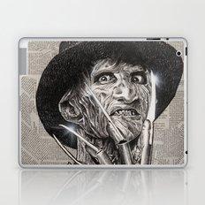 freddy krueger Laptop & iPad Skin