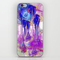 Fairytale Nebula  iPhone & iPod Skin