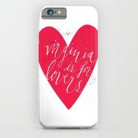 Virginia is for Lovers iPhone 6 Slim Case