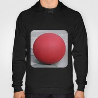 Round and Red 2 Hoody