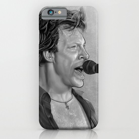 Jon Bon Jovi      iPhone & iPod Case