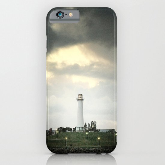 Lions Lighthouse ~ Stand By iPhone & iPod Case