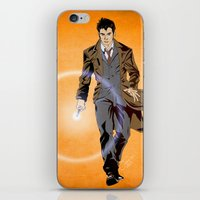 The Oncoming Storm iPhone & iPod Skin
