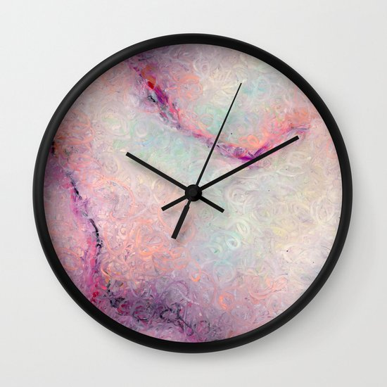 Connecting (Pt. 2) Wall Clock