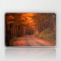 Autumns Passage Laptop & iPad Skin