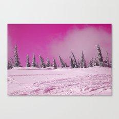 Winter Day 26 Canvas Print