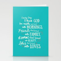 Thank God, Inspirational… Stationery Cards
