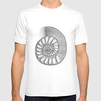 Gyre Mens Fitted Tee White SMALL