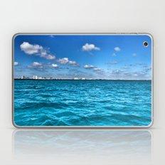 Deep Blue Laptop & iPad Skin