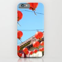 Raise the Red Lantern iPhone 6 Slim Case