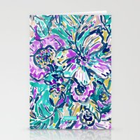 GARDEN OF DELIGHTS Stationery Cards