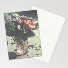 euphoric flowers  Stationery Cards