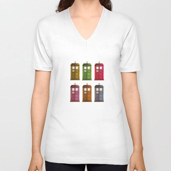 Pop Tardi V-neck T-shirt