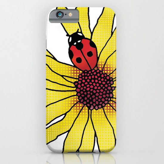 Little Lady Bug iPhone & iPod Case