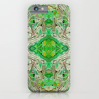 iPhone & iPod Case featuring Is (version 3) by Jon Duci