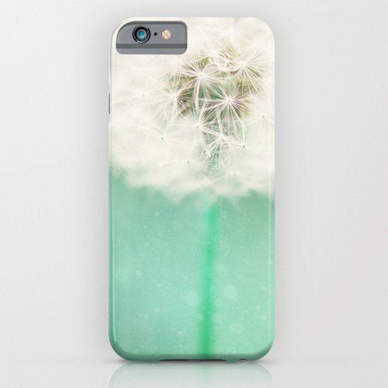 Dandelion Seed iPhone & iPod Case