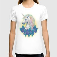 unicorn T-shirts featuring Unicorn by ShannonPosedenti