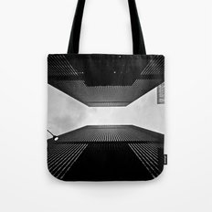NYC can be dizzying sometimes Tote Bag