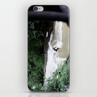 Perpetual Surfer iPhone & iPod Skin