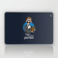 How I Met Your Plumber Laptop & iPad Skin