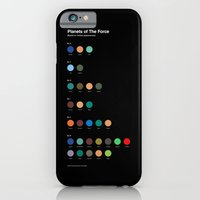 Planets Of The Force iPhone 6 Slim Case