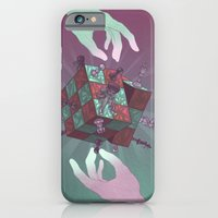 iPhone & iPod Case featuring Mindgames by Miguel Co