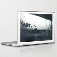 graffiti Laptop & iPad Skins featuring Graffiti by Joseph Harmon